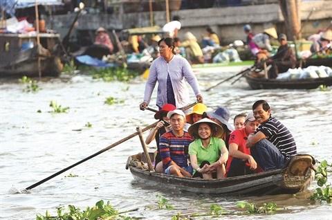 Le marche flottant de Nga Nam a Soc Trang hinh anh 4