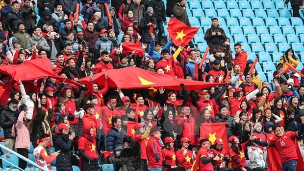 Championnat d'Asie U23: le Vietnam se qualifie pour la finale au bout du suspense hinh anh 2