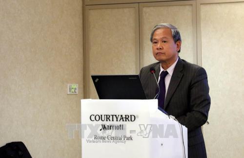 Le Vietnam, porte d'acces a l'Asie – opportunite pour les entreprises italiennes hinh anh 1