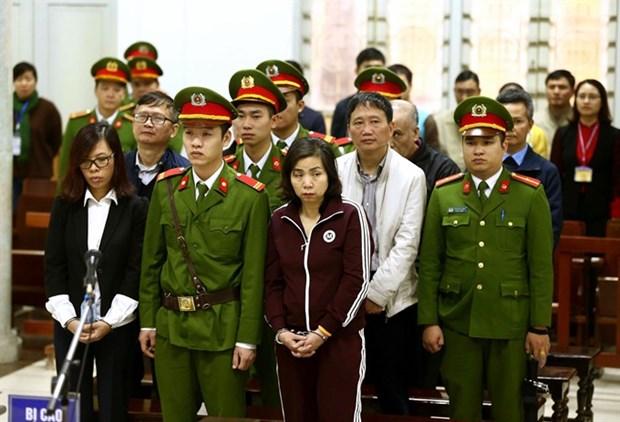 Le proces pour detournement de biens a PVP Land s'ouvre a Hanoi hinh anh 1