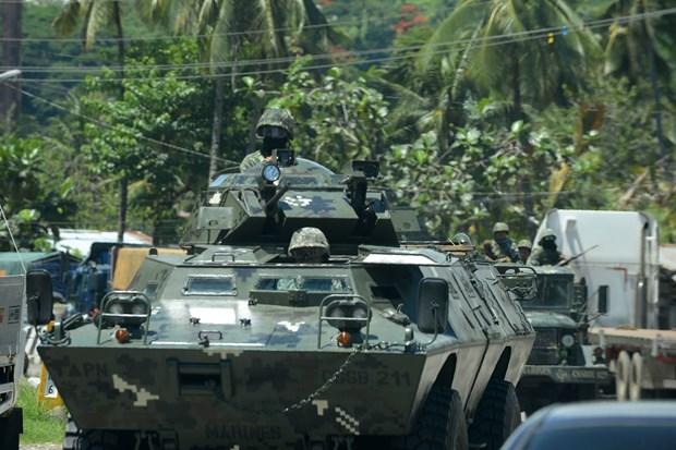 Des pays de l'ASEAN renforcent l'echange d'informations pour contrer le terrorisme hinh anh 1
