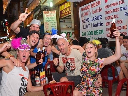 S'amuser a Ho Chi Minh-Ville jusqu'au bout de la nuit hinh anh 3
