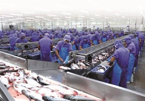 """2017, un """"grand cru"""" pour les exportations vietnamiennes hinh anh 1"""