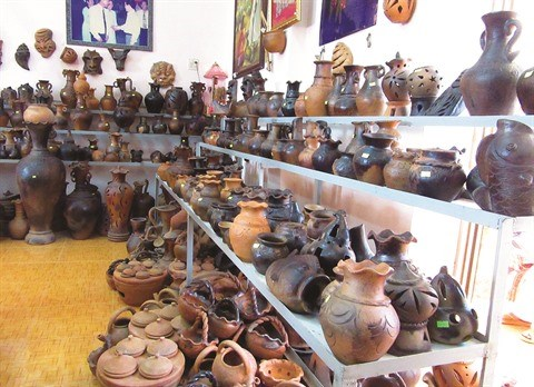 Bau Truc, le plus vieux village de ceramique d'Asie du Sud-Est hinh anh 2