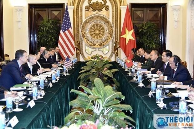 Le 9e Dialogue sur la politique, la securite et la defense Vietnam-Etats Unis hinh anh 1