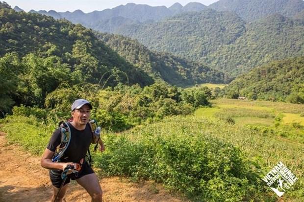 Le Vietnam Jungle Marathon debutera en avril a Pu Luong hinh anh 1