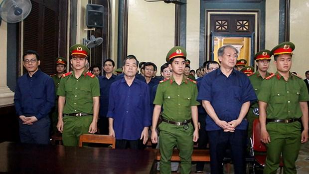 Affaire de la VNCB : les accuses prennent leurs dernieres paroles hinh anh 1