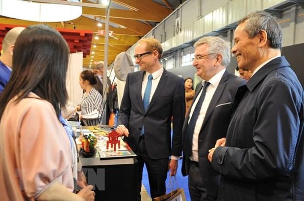 Le Vietnam participe au Salon des vacances 2018 a Bruxelles hinh anh 1
