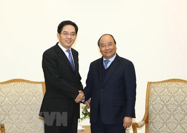 Le PM salue les contributions de l'Ambassadeur de Chine aux relations bilaterales hinh anh 1
