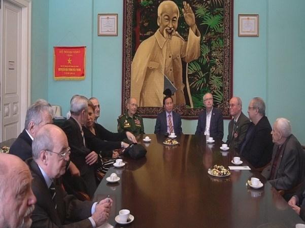 L'amitie fidele, un bien inestimable du Vietnam et de la Russie hinh anh 1