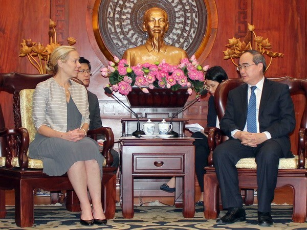 Ho Chi Minh-Ville et les Pays-Bas cooperent sur la prevention des inondations hinh anh 1