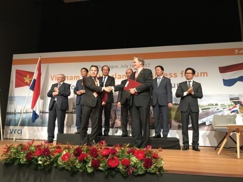 Le Vietnam, une destination prioritaire des entreprises neerlandaises hinh anh 1