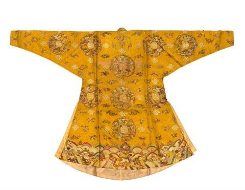 Trois robes royales de la dynastie des Nguyen seront mises aux encheres a Paris hinh anh 2
