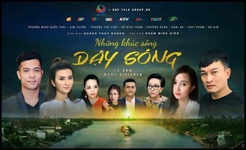 """De bons telefilms """"made in Vietnam"""" en perspective en 2018 hinh anh 1"""
