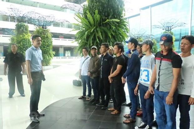 L'Indonesie renvoie 16 pecheurs vietnamiens avant le Tet hinh anh 1