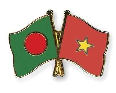 Message de felicitations au Bangladesh a l'occasion des 45 ans de l'etablissement des liens diplomatiques hinh anh 1