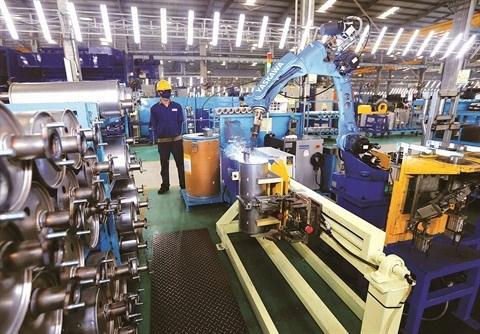 Les industries intelligentes aident a faconner l'economie du futur hinh anh 1