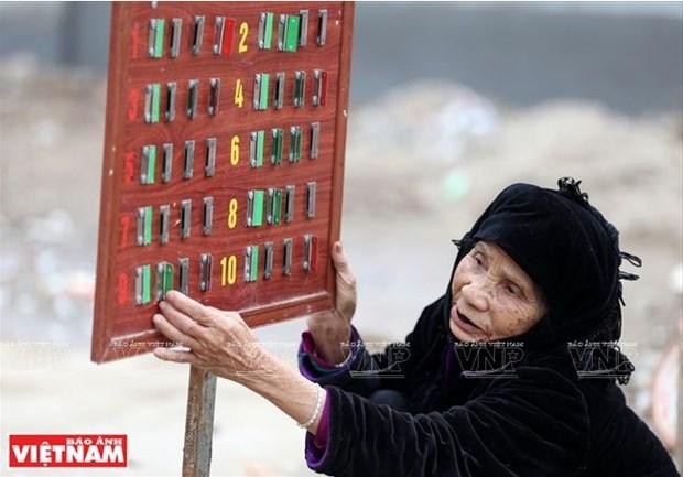Au club de croquet du village de Xuan Bach hinh anh 4