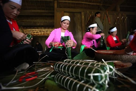 Le Tet traditionnel chez les minorites ethniques hinh anh 2