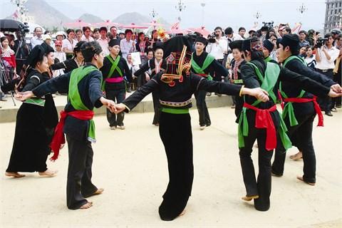 Le Tet traditionnel chez les minorites ethniques hinh anh 4