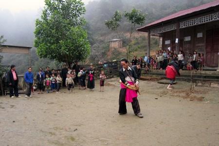 Le Tet traditionnel chez les minorites ethniques hinh anh 3