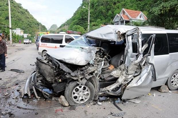 Plus de 200 accidents de la circulation pendant le Tet hinh anh 1