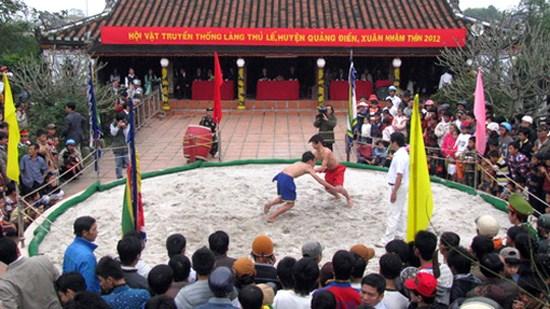 Six grands festivals apres le Nouvel An lunaire dans le Centre et le Sud hinh anh 1
