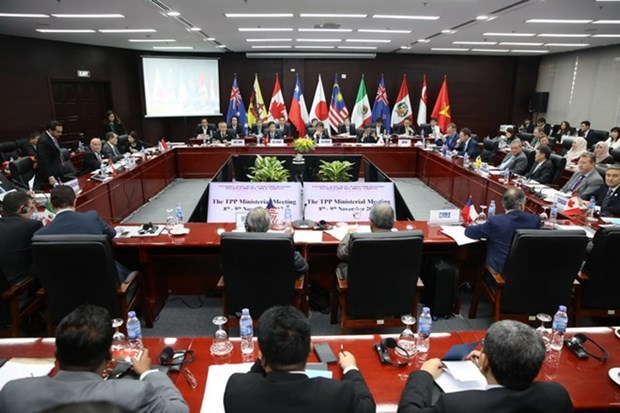 Les pays de l'Asie-Pacifique s'appretent a signer l'accord de libre-echange hinh anh 1