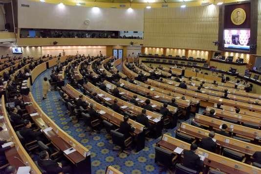 Thailande : L'ANL rejette les nominations a la Commission electorale hinh anh 1