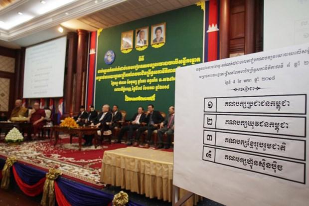 Le Cambodge organisera les elections senatoriales le 25 fevrier hinh anh 2