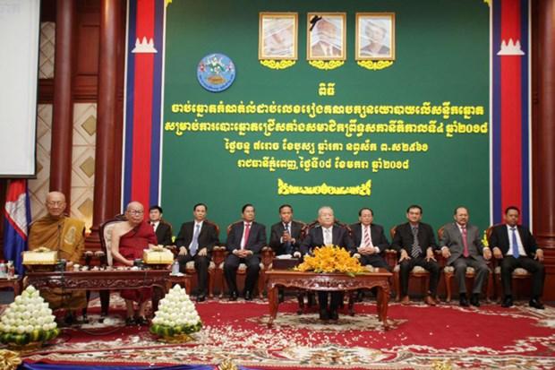 Le Cambodge organisera les elections senatoriales le 25 fevrier hinh anh 1