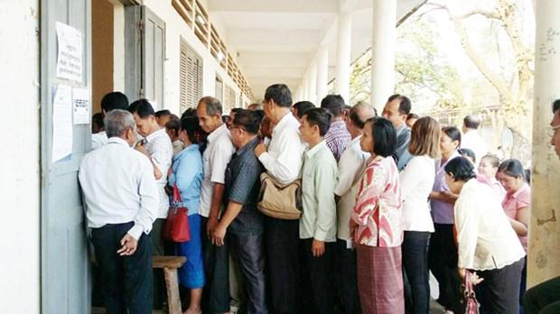 Cambodge : le PPC remporte une victoire ecrasante aux senatoriales hinh anh 2