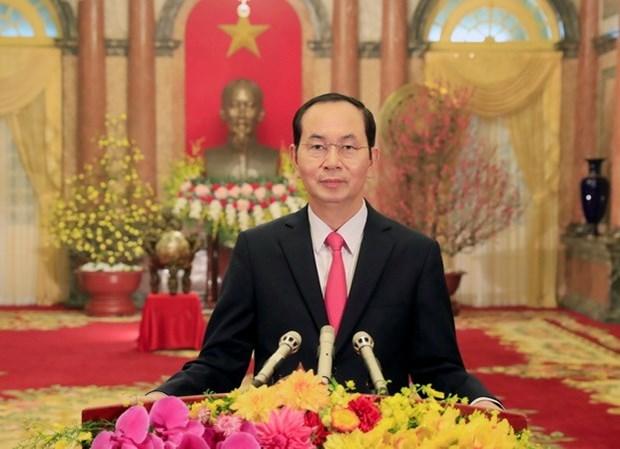 Le president du Vietnam attendu en Inde et au Bangladesh hinh anh 1