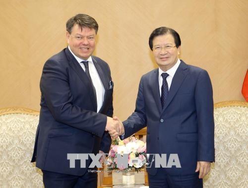 Pour une cooperation plus efficace entre le Vietnam et l'OMM hinh anh 1