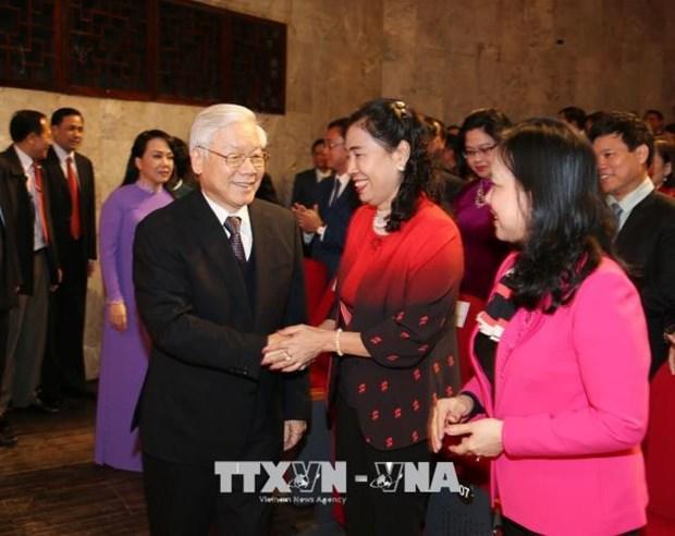 Celebration de la Journee des medecins vietnamiens a Hanoi hinh anh 1