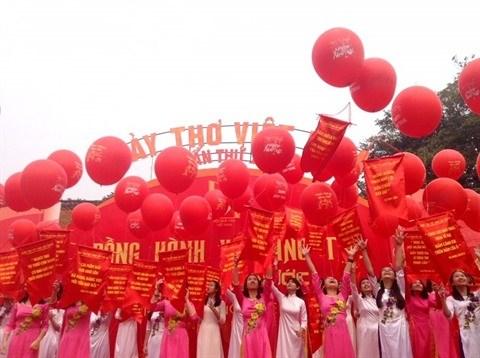 La 16e Journee de la poesie vietnamienne a Ho Chi Minh-Ville hinh anh 1