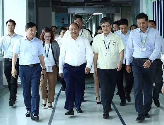 La stabilite macroeconomique constitue le socle de l'economie, dit le PM hinh anh 1