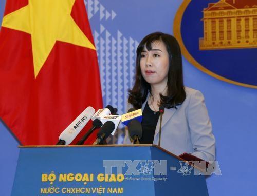 Le Vietnam contribue aux efforts communs dans la cooperation ASEM hinh anh 1