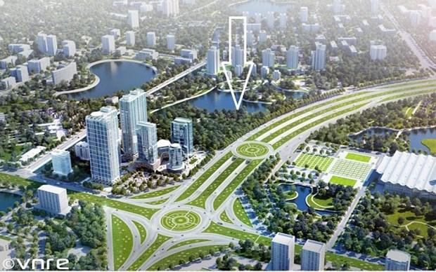 Hanoi developpe une ville intelligente hinh anh 1