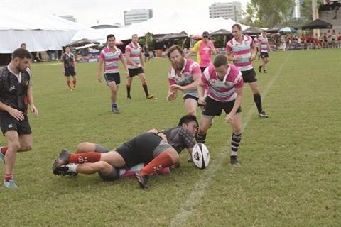 Les sports occidentaux gagnent du terrain au Vietnam hinh anh 1