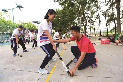 Les sports occidentaux gagnent du terrain au Vietnam hinh anh 2