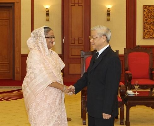 La visite qui «contribuera a porter les liens Bangladesh-Vietnam a une nouvelle hauteur» hinh anh 1