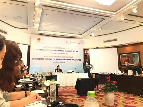 Le Vietnam lance un projet d'economie d'energie dans le secteur industriel hinh anh 1