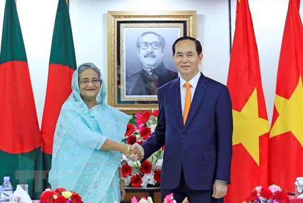 Le Vietnam et le Bangladesh vont booster leurs liens multiformes hinh anh 2