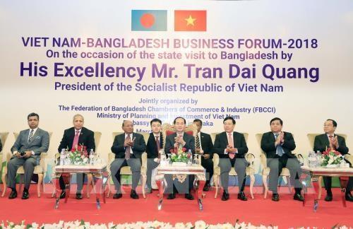 Le Vietnam veut impulser ses liens economiques avec le Bangladesh hinh anh 1