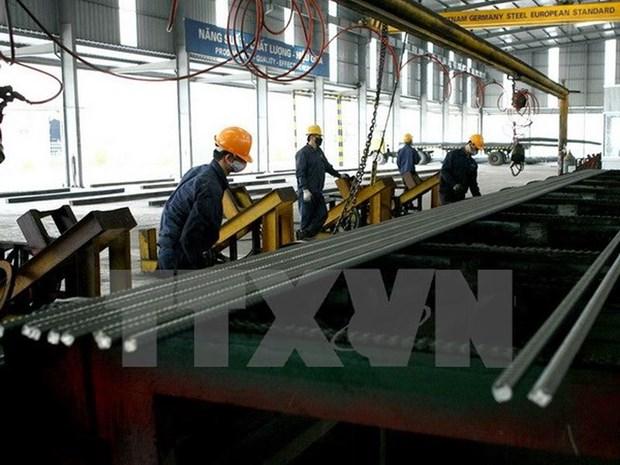 Taxes americaines sur l'acier : Les siderurgistes feraient appel a l'OMC hinh anh 1