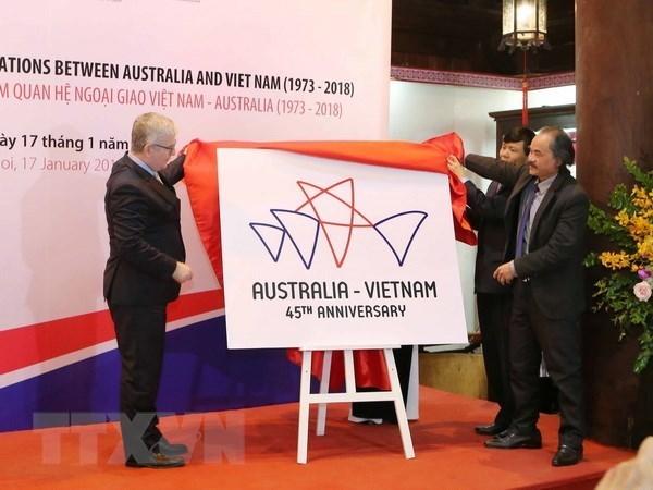 Vietnam et Australie cherchent a renforcer leurs liens de partenariat strategique hinh anh 1