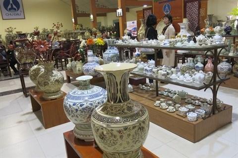 A la decouverte du village de ceramique de Chu Dau hinh anh 3