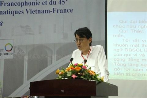 La Francophonie en fete dans le delta du Mekong hinh anh 2