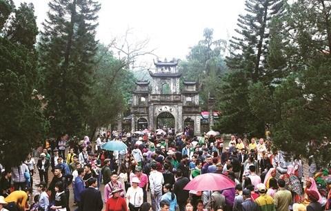 Le tourisme spirituel prise en debut d'annee hinh anh 1